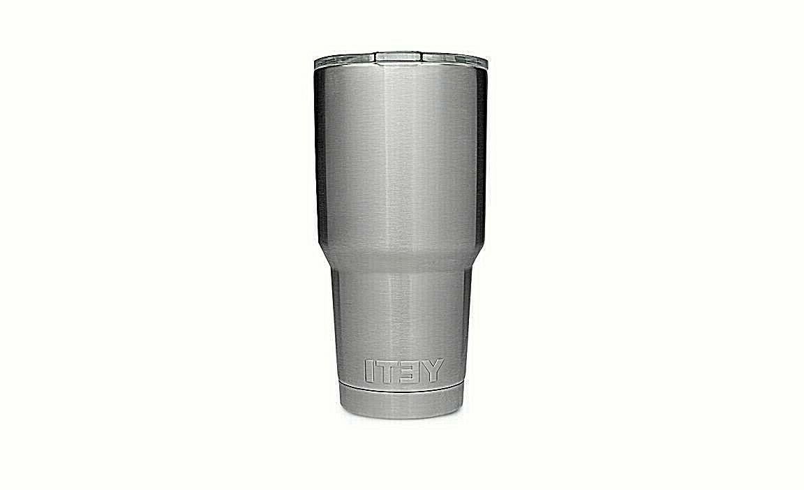 Yeti Rambler Stainless Steel Tumbler with Lid - Shipping