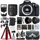 Canon Rebel T6 DSLR Camera with 18-55mm IS + 16GB 3 Lens Ult