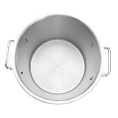 Stock Pot Kitchen Cookware with Lid