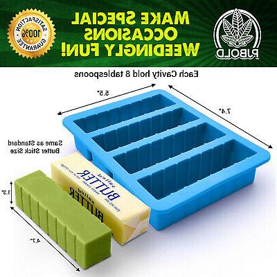 Silicone with Lid, Blue