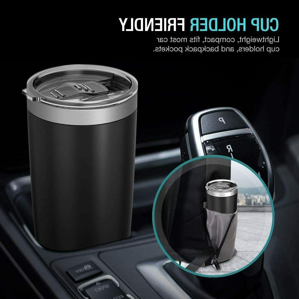 Stainless Steel Insulated Tumbler with Straw 20