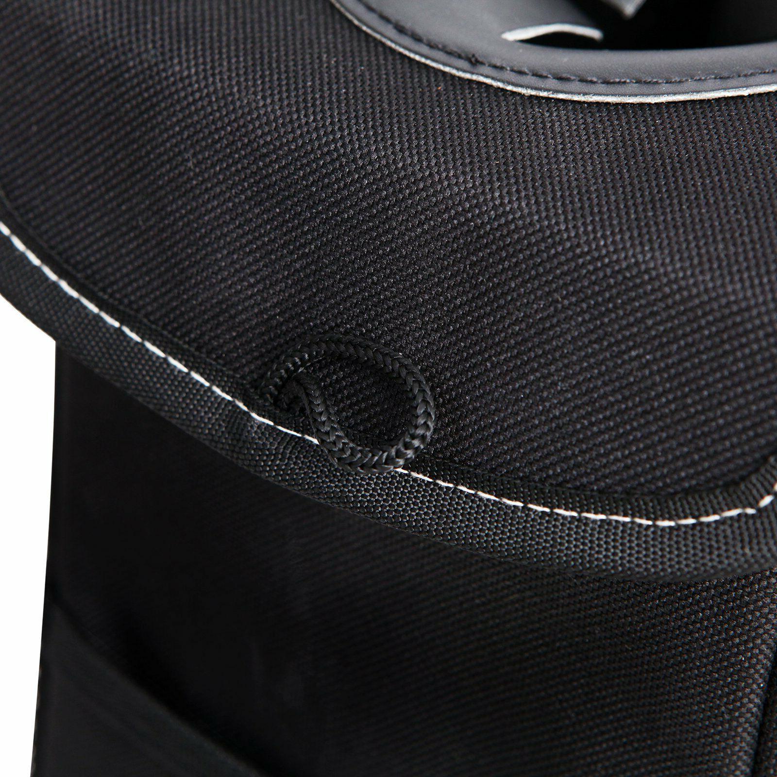 Can With Lid Pockets Vehicle Pouch