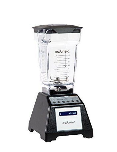 Blendtec with FourSide Jar, Black