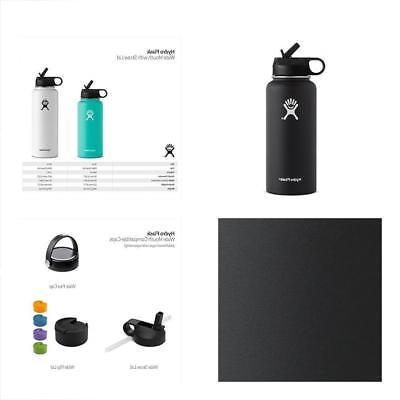 Hydro Flask Vacuum Insulated Stainless Steel Water Bottle Wi