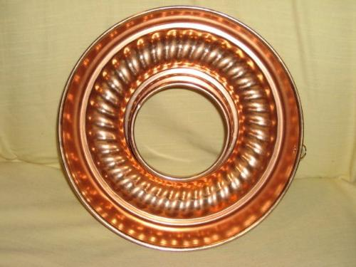 vintage coppertone ring jell o