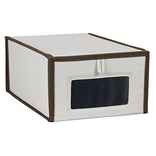 Household 5200-4 Vision Small Shoe Box Pack