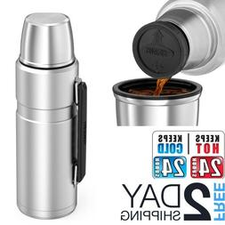 Large Coffee Thermos Flask Bottle For Hot Drinks Soup Hot Wa