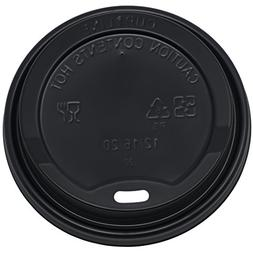 Simply Deliver Travel Lid for 10/12/16/20 oz Paper Hot Cups,