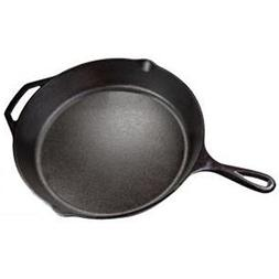Lodge Logic Cast-Iron Skillet With Assist Handle