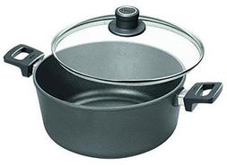 NEW WOLL German Titanium 4.75 qt stock pot with vented lid N