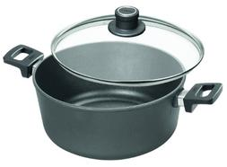 Woll Nowo Titanium Stockpot with Lid, 7.9 Quart, 11 Inch Dia