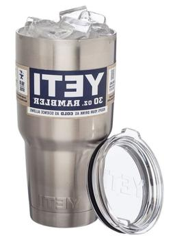 Yeti Rambler 30oz Stainless Steel Cup Insulated Tumbler with