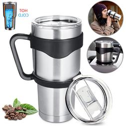 Rambler Stainless Steel Coffee Mug Cup Insulated 30oz Tumble