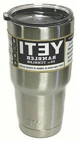 Yeti Rambler Tumbler 30oz Stainless Steel Tumbler Cup with L