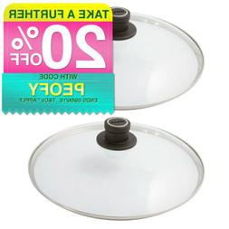 Cookware Safety Glass Lid