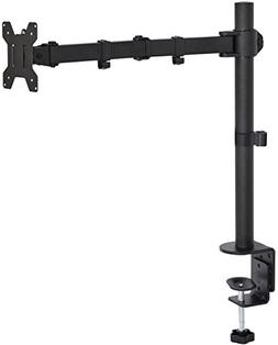 VIVO Single LCD Monitor Articulating Desk Mount Stand with C