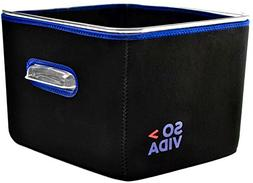 SO-VIDA Sous Vide Container Sleeve For The Rubbermaid 12 Qua