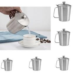 Stainless Steel Mug Camping Cup Insulation Vacuum Cup with L