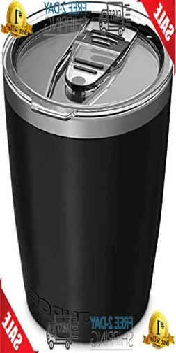 Stainless Steel Vacuum Insulated Tumbler with Lids and Straw