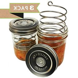 T&Co. PickleHelix Fermentation Kit with eBook – MADE IN US