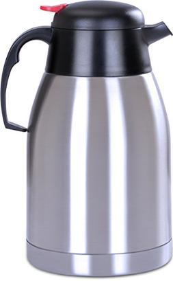 Premium Thermal Carafe Pitcher - 2 Liters Capacity - Double