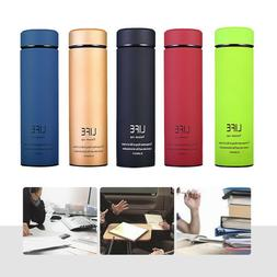 Coffee Travel Mug Tea Stainless Steel Vacuum Flask Water Bot