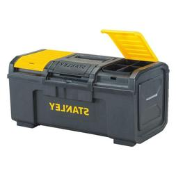Stanley Tool Box with Lid Organizers - 19 in. 1-Touch Latch