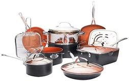 Gotham Steel 1752 Ultimate 15 Piece All in One Chef's Kitc