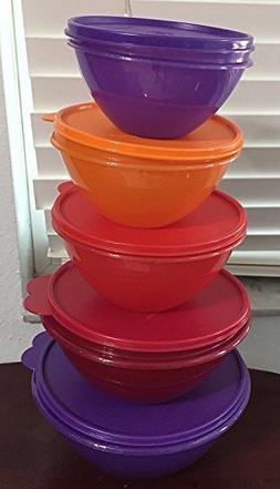 Wonderlier Bowl Set of 5 in Be Dazzled New Colors