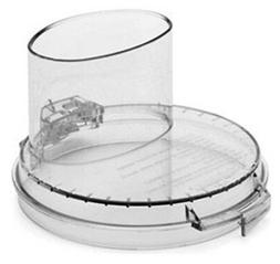 Cuisinart Work Bowl Cover w/ Large Feed Tube